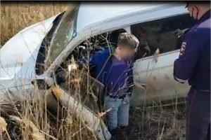 В Брянске гаишниками задержан пьяный водитель, выехавший «на речку»