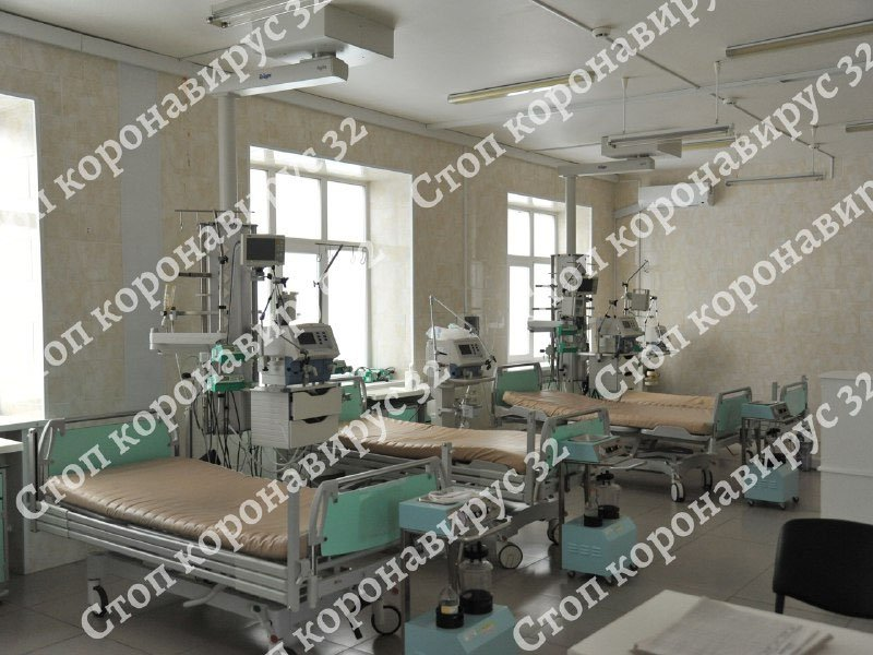 В Брянской области осталось пять коронавирусных госпиталей