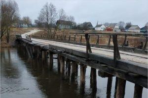 Мглинское село Католино получит новый мост через реку Ипуть