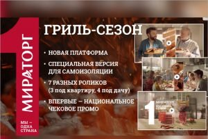 «Мы – одна страна»: «Мираторг» готовится к гриль-сезону