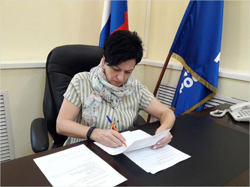 Депутат Госдумы Миронова ведёт дистанционный личный приём граждан