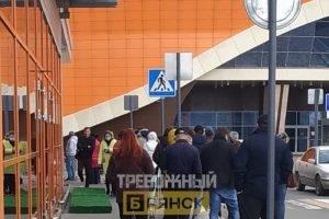 Гипермаркет OBI в Брянске вновь открылся. И нарвался на санкции управления потребительского рынка