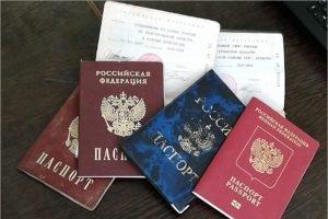 В Брянске в мусоре обнаружено шесть паспортов