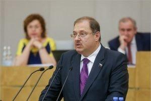Борис Пайкин назначен председателем комитета Госдумы по физкультуре, спорту и туризму