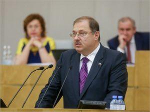 Брянский депутат Госдумы стал зампредом комиссии по «коронавирусной» поддержке малого и среднего бизнеса
