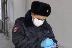 Брянская полиция готовится к «отлову» горожан без пропуска с понедельника?