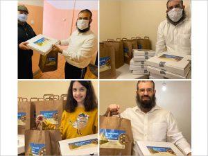 Брянская еврейская община объявила о программах помощи на время карантина