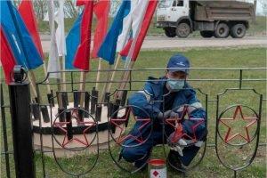 В Радице-Крыловке капитально отремонтирован памятник воинам Великой Отечественной войны