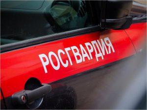 В Брянске задержан грабитель на выходе из супермаркета