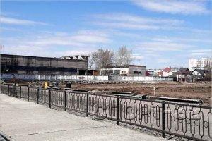 К осени на брянском стадионе «Спартак» появится искусственный газон