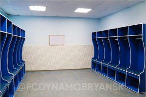 Брянские заключённые сделали мебель для «Динамо»