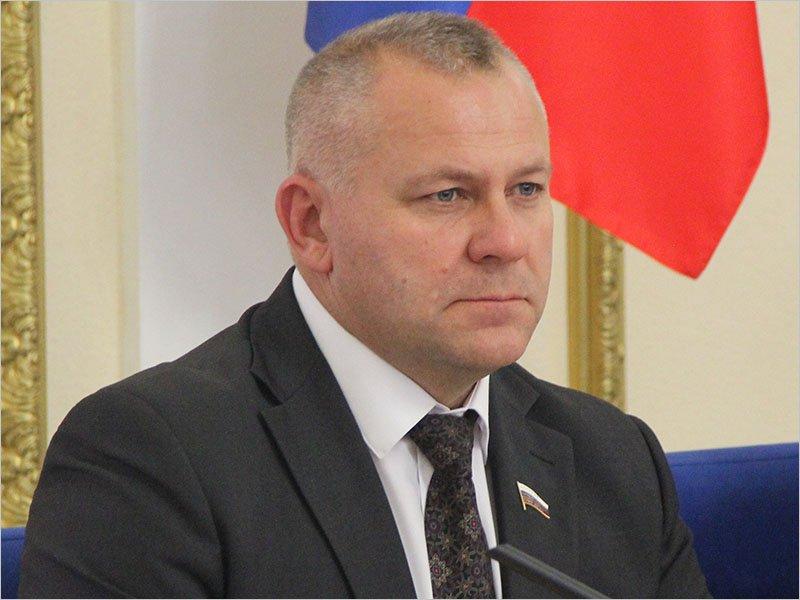Валентин Суббот стал депутатом Брянской облдумы и выдвинут на пост спикера