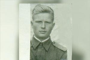 Брянские поисковики ищут родственников офицера-фронтовика, погибшего в Польше
