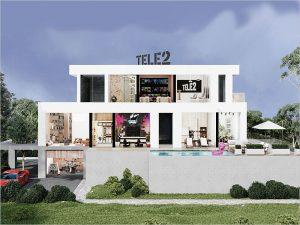 Компания Tele2 приглашает гостей своего Дома по другим правилам в путешествие по России
