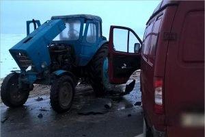 Под Брянском тракторист погиб под колёсами собственного трактора