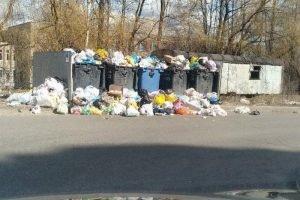 Количество мусора в Брянске во время «самоизоляции» выросло почти на треть