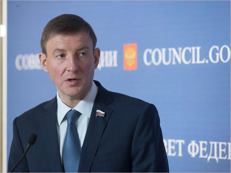 В понедельник Брянск с визитом посетит секретарь Генсовета «ЕР» Андрей Турчак