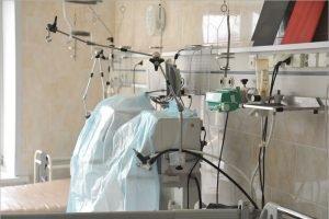 В Брянскую облбольницу поступило 15 новых аппаратов ИВЛ
