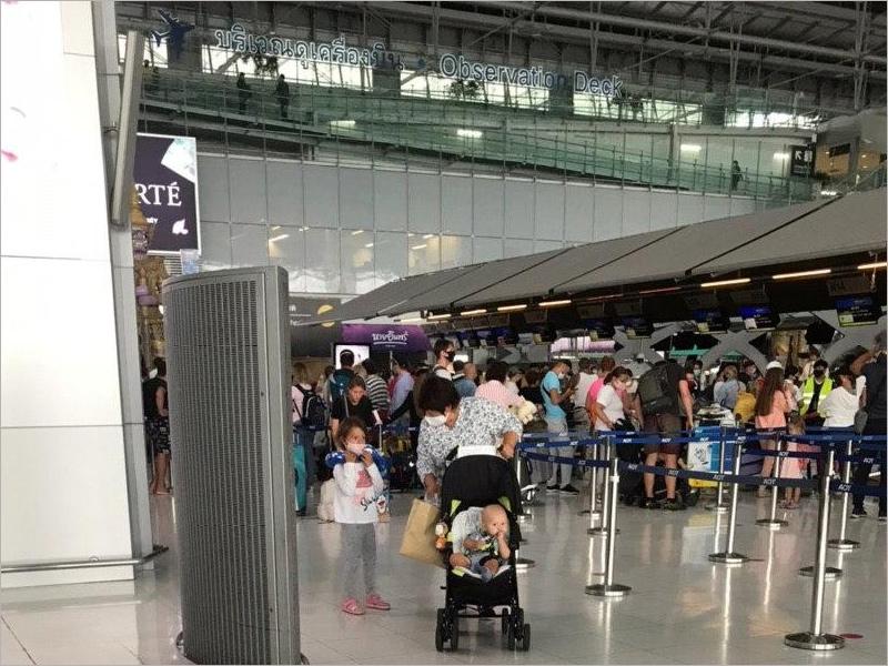 «Аэрофлот» временно приостановил полёты в Бангкок из-за Афганистана
