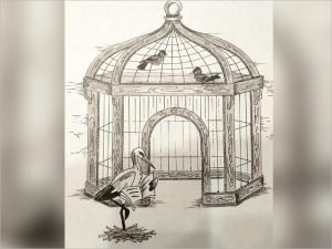 В Новозыбкове будет установлена «Птичья клетка Бёме»