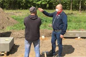 Единороссы в Клинцах проверили ход ремонта дорог