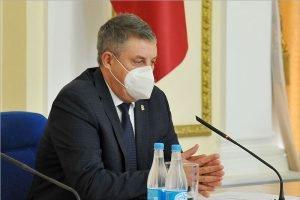 Брянский губернатор не рискнул выходить из режима повышенной готовности