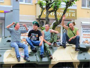 Бывшим пограничникам 28 мая рекомендовано отмечать дома и не появляться на улицах