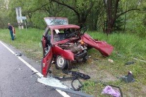 Смертельное ДТП на брянской дороге: двое погибли на месте, двое «тяжёлых»