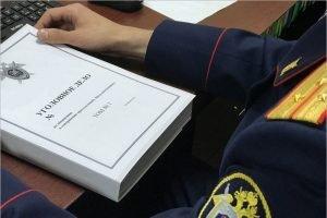 Первомайская гаражная пьянка в Севске закончилась насильственной смертью одного из участников