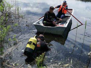 В озере в посёлке Старь утонул мужчина