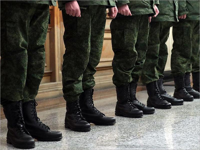 Начинается осенний призыв-2021, в войска отправят 127 тыс. призывников