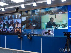 «ЕР» подготовила более 300 предложений в общенациональный план по восстановлению экономики