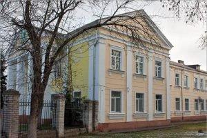 Детский коронавирусный госпиталь в Брянске открыт в историческом здании на Советской