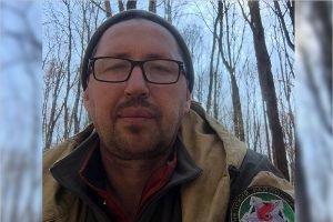 Поисковик объединения «Брянский Фронт» награждён медалью «Мы помним!»