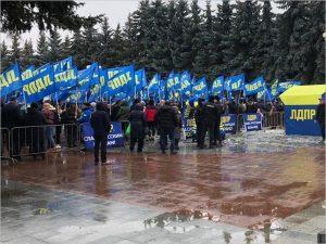 Брянское отделение ЛДПР обещает провести съезд оппозиционных сил в канун выборов