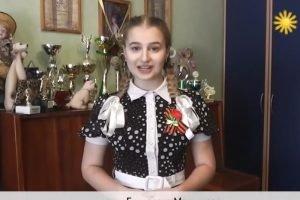 Юные брянские артисты приняли участие в видео-концерте в честь Дня Победы