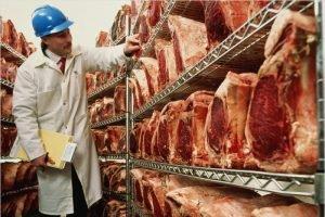 С начала года из Брянской области экспортировано 4,2 тыс. тонн животноводческой продукции