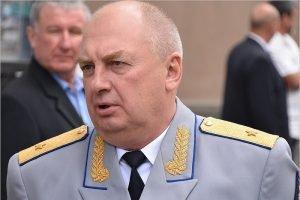 Начальник погрануправления поздравил коллег и всех жителей Брянской области с Днём пограничника