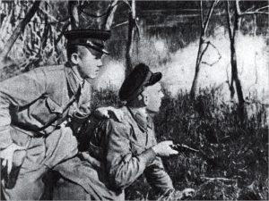 Навстречу Дню Победы: чекисты-уроженцы Брянщины в годы Великой Отечественной войны