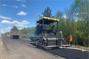 На ремонт брянских местных и региональных дорог выделено 2 млрд. рублей