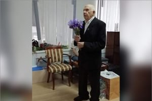 Брянский фотохудожник Николай Романов отметил 91-й день рождения — и собирается воплощать свои планы и дальше