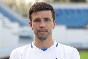 Лучшим игроком брянского «Динамо» в «коротком сезоне» признан Валерий Сорокин