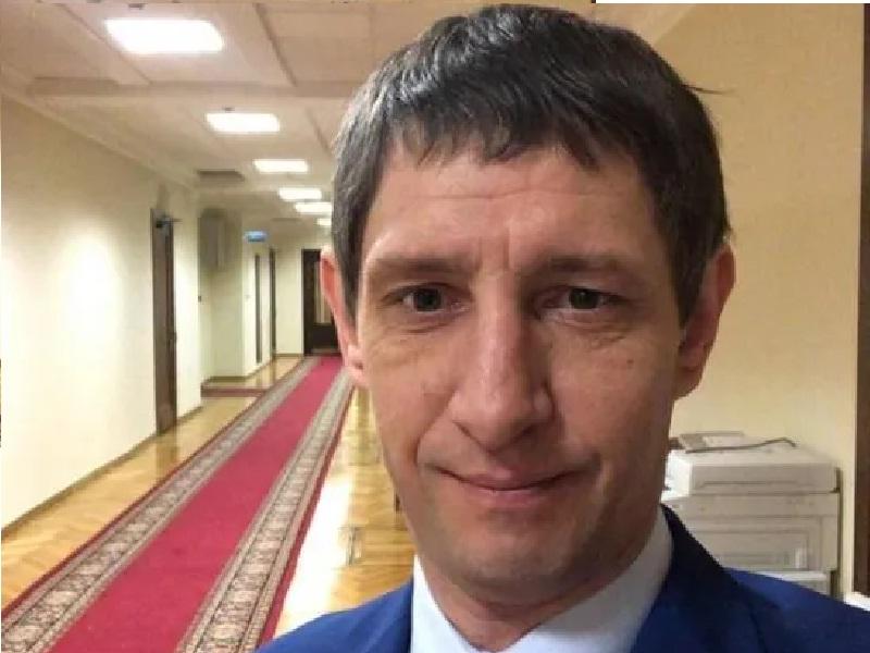 Председатель «СР» назначил своим представителем в Брянской области Алексея Тимошкова