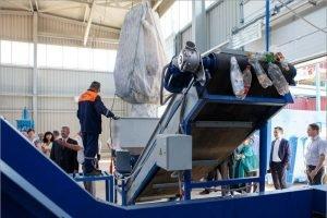 В трёх районах Брянской области будут построены новые мусоросортировочные комплексы