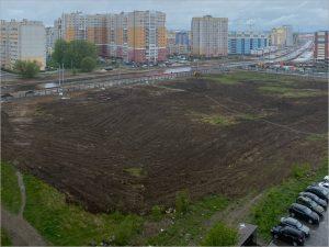 В Брянске началось строительство нового здания областного УМВД