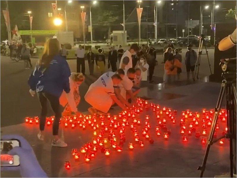 Онлайн-свеча и «Судьба человека» в уличном кинотеатре в центре города: Брянск отмечает День памяти и скорби