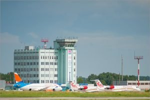 Брянский аэропорт впервые за много лет работал в нормальном ритме