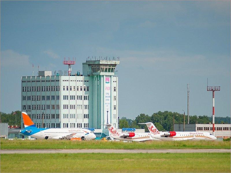 Брянский аэропорт обслужил рекордное число пассажиров за сутки