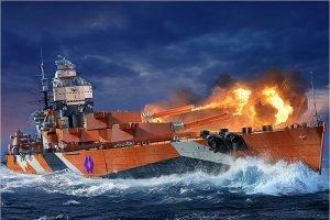 «Ростелеком» дарит поклонникам морских боёв бесплатный премиум-линкор в тарифе «Игровой»