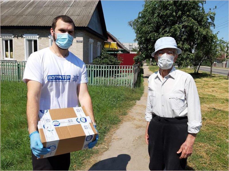 На Брянском автозаводе стартовала волонтёрская акция в поддержку ветеранов